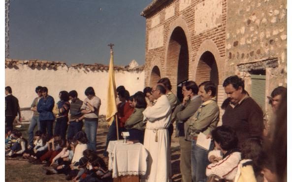 Fundación del Grupo Scout Azogue de la Comarca de Almadén