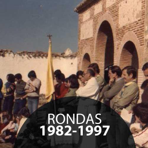 Galería de Imágenes de las Rondas Solares 1982-1997
